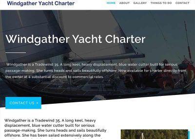 Windgather Yacht Charter