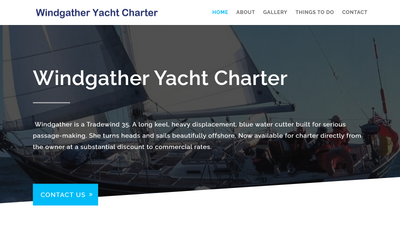 Windgather Yacht Charter