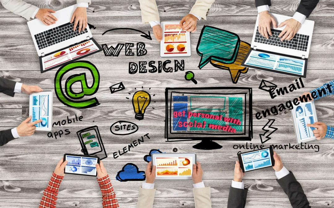 5 Website Design and Marketing Tips